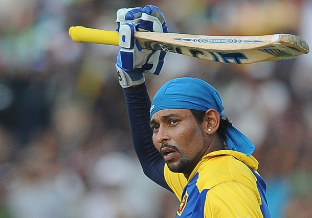 Sri Lankan cricketer Tillakaratne Dilsha