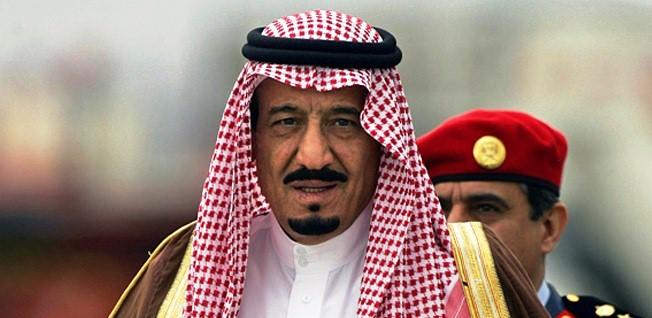 Saudi Crown Prince Salman bin Abdulaziz Al Saud
