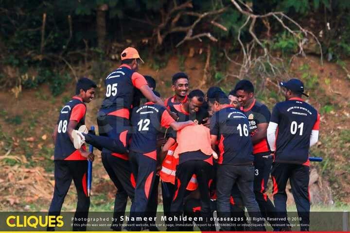 Champions team LANKASHARE