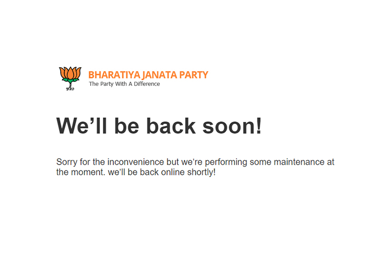 201903141455290166_Why-BJP-Has-Not-Yet-Revived-Its-Website-After-Last-Weeks_SECVPF